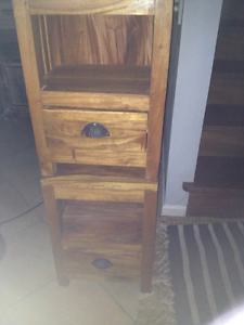 Great Bedside Table Trinity Park Cairns Area Preview