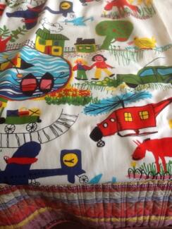 Curtains to suit children's room Kettering Kingborough Area Preview