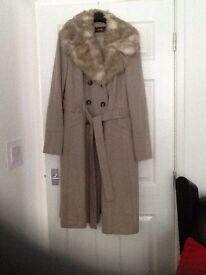 womens coat size 22