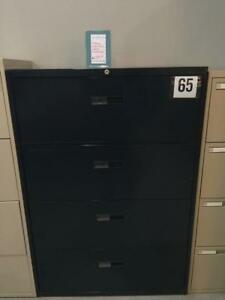 4 Drawer Lateral Filing Cabinets - Many Choices