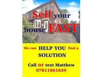 We can help you find a solution to your property problem