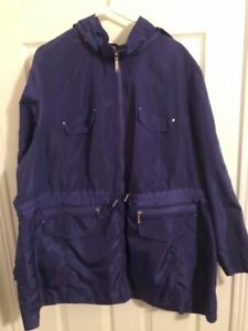 Spring Jacket: Women's Plus Size 3X