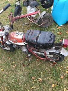 Looking for a Honda Mini Trail Z50a parts