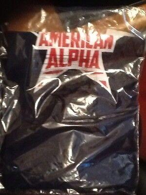 Brand New Official WWE NXT American Alpha Woman's T Shirt Size XL