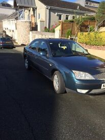 FORD MONDEO ZETEC 55 plate *FULL SERVICE HISTORY*