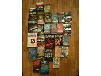 28 Patricia Cornwell Books Crime Novels - Scarpetta, Judy Hammer, Win Garano Series - Crime Fiction