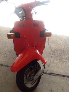 Yamaha 80 cc 1982 model