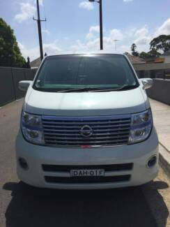2008 Nissan Elgrand E51 350 Series III Arncliffe Rockdale Area Preview