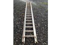 Alloy ladders