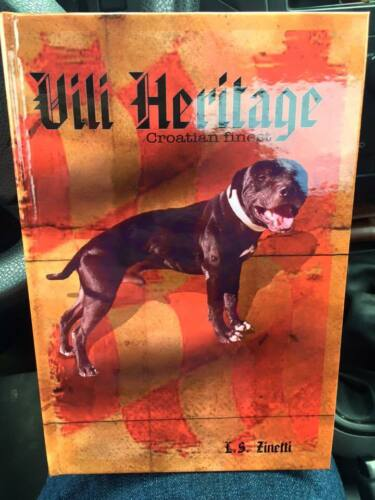 VILI HERITAGE - APBT BOOK - 16% discounted price limited time (RRP$120)