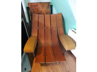 G plan Housemaster chair teak rare wood Vintage Retro Danish Karl