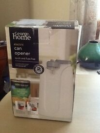 UNUSED ELECTRIC CAN OPENER