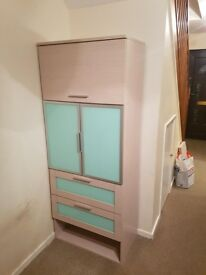 Large Draw Cabinet