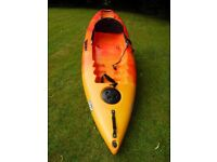 Winner Purity Kayak with lots of extras!