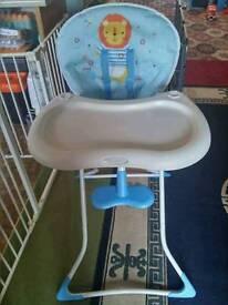 Graco toys r us highchair