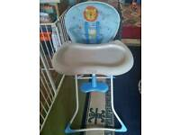 Graco toys r us highchair