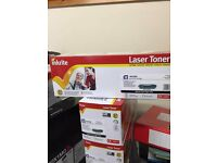 Laser toner for printer x4