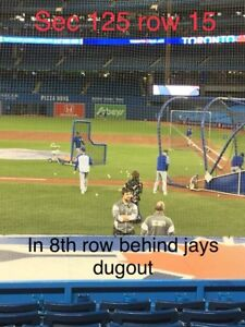 Premium blue jays ticket CANADA day weekend June 29 to July 2