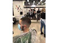 Italian mobile barber
