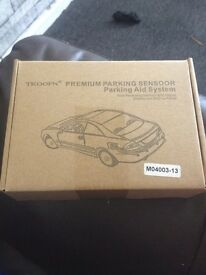 Parking Sensor Kit with LED Display