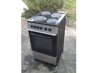 Flavel 4 hob cooker FSBE50 convection oven with integrated grill