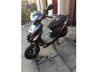 2012 50cc scooter 12 months mot £230 ono or swap