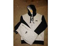 Mens north face adidas Nike tracksuits