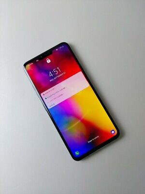 LG V40 ThinQ LM-V409N 128GB - New Platinum Gray Single SIM Very Good condition