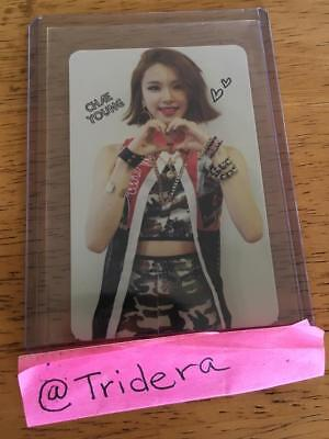 Twice The Story Begins 1st Mini Album Chaeyoung Adult Photo Card KPOP Official