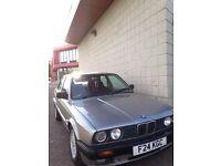 BMW E30 320i Manual – 2.5L 325i Engine