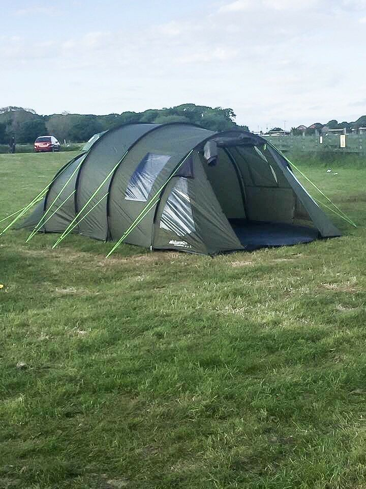 Eurohike Buckingham 6 Classic Family Tent