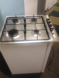 electrolux stainless steel 60cm 4 burner gas hob