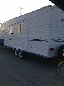 2002 Jay Flight Fifth Wheel Trailer