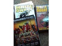Games Workshop magazines