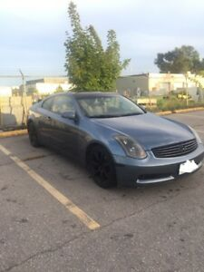 2005 Infiniti G35 Coupe (2 Door) - ETESTED