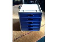 desk top letter drawer