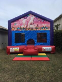 Popular theme Jumping Castles for Girls from $180