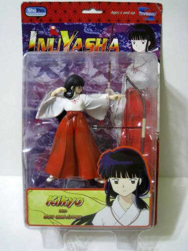 InuYasha Series 2 KIKYO © 2000 2004 Toynami Inc Yomiyuri TV - New Factory Sealed