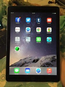 iPad Air, barely ever used