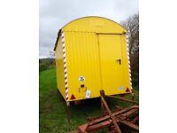 Wagon / Shepherds Hut