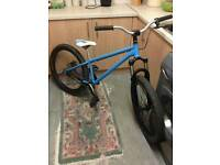 Custom jump bike swap offers