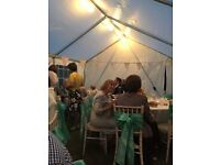 Two Professional Marquee's 6x3m 10x4m Party Tent for Weddings & Parties