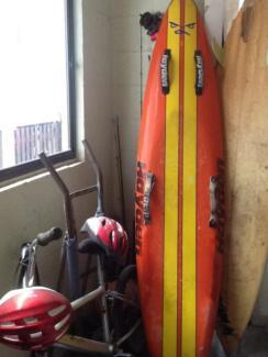 Racing Malibu ski used for surf lifesaving Wavell Heights Brisbane North East Preview