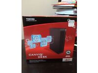 Toshiba Canvio® Desk 4 TB Portable HDD with USB 3.0 *BRAND NEW, SEALED*