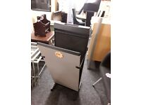 Trouser press fully working Copley Mill LOW COST MOVES 2nd Hand Furniture STALYBRIDGE SK15 3DN