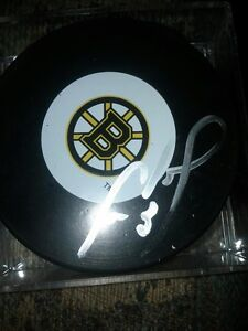 BOSTON BRUINS AUTOGRAPHED STANLEY CUP TEAM SIGNED NUMBERS Edmonton Edmonton Area image 2