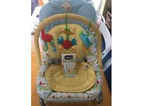 Chicco Relax and Play Baby Seat (Bouncing Chair)