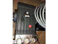 interpump pressure washer 21litres