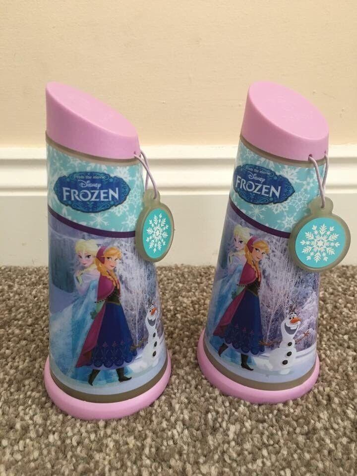Disney frozen torches