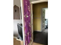 DISNEY TINKERBELL CURTAINS USED